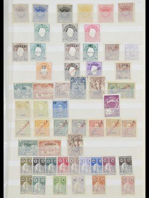 Postzegelverzameling 33896 Macao 1884-1999.