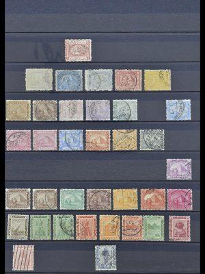 Postzegelverzameling 33911 Egypte 1872-1978.