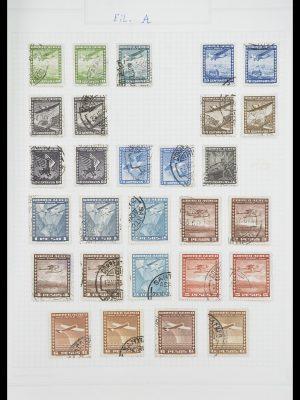 Postzegelverzameling 33913 Latijns Amerika 1850-1950.
