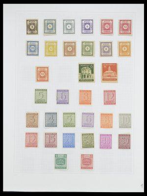 Postzegelverzameling 33956 Duitsland 1945-1969.