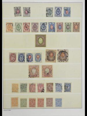Postzegelverzameling 33963 Oost Europa 1860-1992.