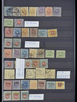 Postzegelverzameling 34006 Baltische Staten 1918-2008.