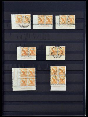 Postzegelverzameling 34110 Australië 1937-1944.