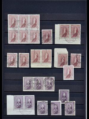 Postzegelverzameling 34113 Australië 1938-1949.