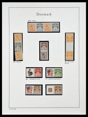 Postzegelverzameling 34114 Australië brieven 1914-1936.