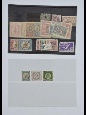 Postzegelverzameling 34115 Uruguay 1856-1950.