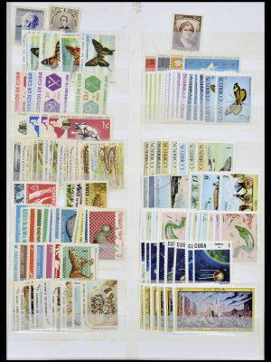 Postzegelverzameling 34136 Zuid Amerika.