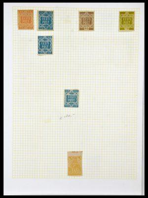 Postzegelverzameling 34139 Estland 1918-2002.