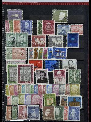 Postzegelverzameling 34169 Duitsland 1880-1955.