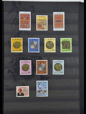 Foto van Postzegelverzameling 34190 Franse koloniën in Afrika 1885-1998.