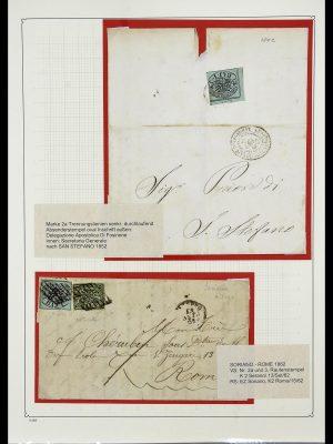 Foto van Postzegelverzameling 34205 Italiaanse Staten 1653(!!)-1872.