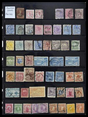 Foto van Postzegelverzameling 34210 Nieuw Zeeland 1870-2010.