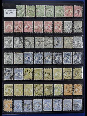 Foto van Postzegelverzameling 34211 Australië 1913-2010.
