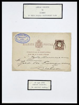 Foto van Postzegelverzameling 34212 Portugal brieven.