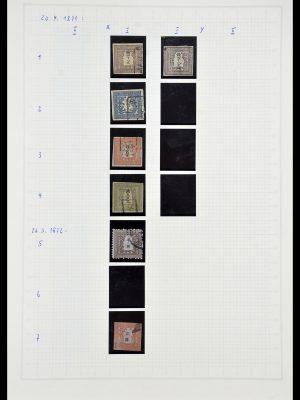 Postzegelverzameling 34226 Japan 1871-1998.