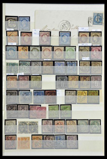 Postzegelverzameling 34236 Frankrijk 1853-2004.