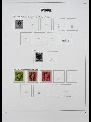 Foto van Postzegelverzameling 34292 Zweden 1891-2015!
