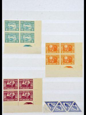 Foto van Postzegelverzameling 34348 IJsland 1930.