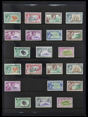 Foto van Postzegelverzameling 34355 Pitcairn 1940-1998.